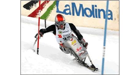 Final Copa Europa Esquí Discapacitados en La Molina