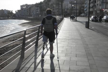 Vídeo de nuestro amigo Alfredo en los distintos procesos de su rehabilitacíon