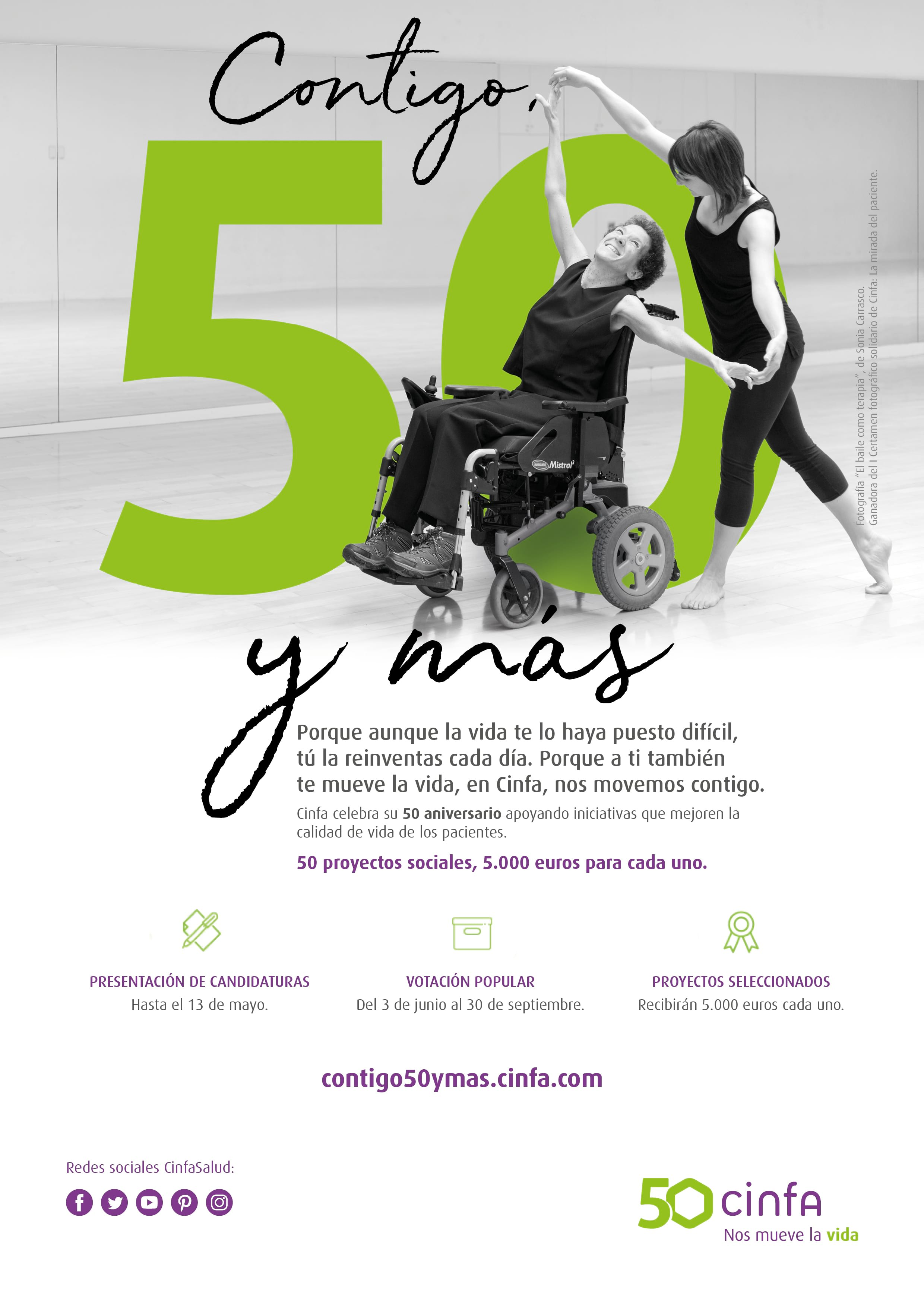 Proyecto CINFA 50 Aniversario